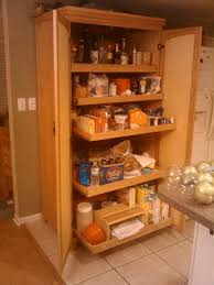 Kitchen Pantries Kitchens Country Themed Free Standing Kitchen Pantry Ideas Free