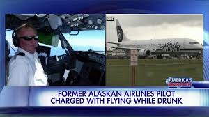 alaska airlines guardian form ex alaska airlines pilot arrested for drinking and flying fox news