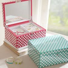 Teen Jewelry Box Inspiration Perfectly Preppy Jewelry Boxes PBteen