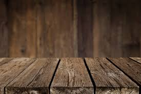 wood table texture. Empty Wood Table With Dark Vertical Background Texture