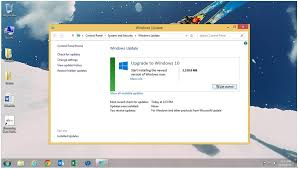 How To Upgrade Windows 8 To Windows 10 Upgrade Instruction From Windows 7 Sp1 Windows 8 1 Update To