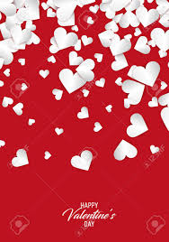 february heart background. Contemporary Heart Heart Background For Valentineu0027s Day Paper Hearts Love Symbol For February R