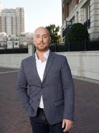 owen o donnell is the founder and ceo of owen michael cosmetics