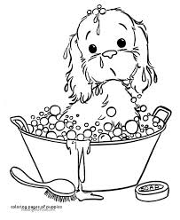 Puppy Dog Coloring Pages Awesome Coloring Pages Puppies Fresh Od Dog
