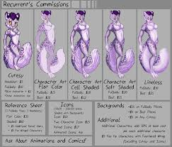 commission sheet commission sheet 2015 by therecurrent on deviantart
