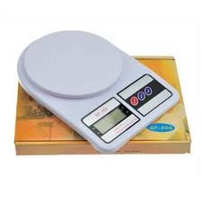 Small Kitchen Weighing Scales Digital Kitchen Scales 7kg For Hotel Jewellery Kitchen