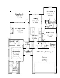 16 Country House Plans Small Cottage Floor Plans Small Tiny House Country Floor Plans