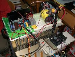 homemade w power inverter circuit diagrams com 2000w power inverter testing
