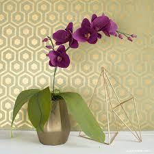 Paper Orchid Flower How To Make A Potted Paper Orchid