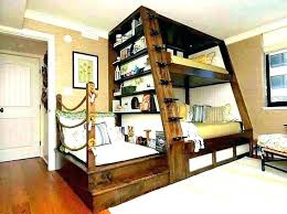 bunk bed office underneath. Bed With Desk Under Loft Full Bunk . Office Underneath