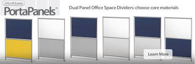 office room dividers. modren office dual panel office partitions freestanding and mobile in office room dividers