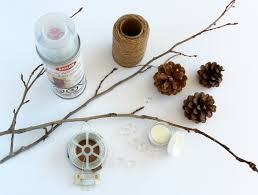 How To Make A Decorative Twig TreeDecorative Twig Tree