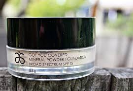 Youreview Arbonne Got You Covered Mineral Powder Foundation