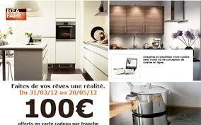 Ikea Cuisine 100 Offerts Tous Les 1000 Dachat
