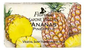 Купить <b>натуральное мыло Profumi Tropicali</b> Ananas 100г Florinda ...