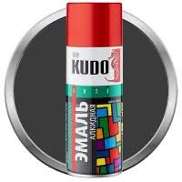 <b>Эмаль аэрозольная Kudo</b> KU-1102 универсальная матовая ...