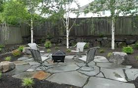 full size of outdoor stone fire pit ideas natural gas brick patio fireplace curved backyard awesome