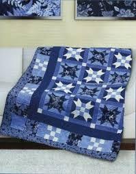 Details about Flying Dutchman Quilt Pattern Pieced AP | Quilt ... & Beautiful Blues Quilt Pattern Pieced JL Adamdwight.com