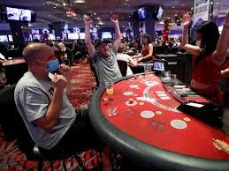 The list was updated in 2021. Online Poker Casino Games Businesses Triple As Casinos Close