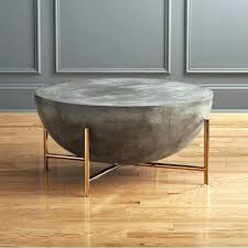 round concrete dining table excellent grey rectangle contemporary cement pier round concrete dining table