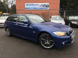 Used Bmw 3 Series Estate 2.0 318d Sport Plus Touring 5dr in ...