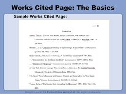 Example Works Cited Works Cited Owl Ohye Mcpgroup Co