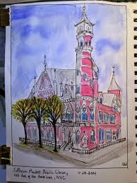 Art Bag Nyc New York City Urban Sketchers Review Of Darsie Beck Field Easel