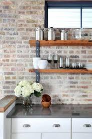 brick kitchen backsplash brick timeless brick kitchen es kitchen brick backsplash ideas pictures