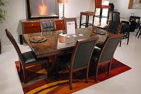 clear stone top dining table table design artificial stone top stone top dining room