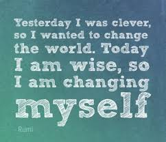 Wise Quotes About Change Interesting The Best Life Quotes And Sayings I Am Changing Myself BoomSumo Quotes
