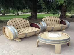 wine barrel outdoor furniture. wine barrel outdoor furniture nz creative barrels coffee table e