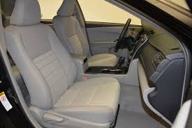 seat covers 2018 new toyota camry xle automatic at toyota of bedford serving post