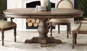 living fascinating round wood kitchen tables 7 48 inch oval table fresh dining with leaf pedestal
