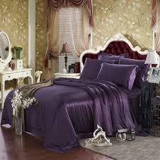 22 momme deep purple