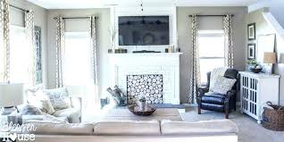 faux fireplace ideas fake fireplace decor living room with fireplace house featured on fake fireplace ideas faux fireplace