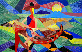 famous abstract art pieces