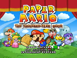 Flower Fields Paper Mario The Greatest Mario Story Ever Told And Why It Still Isnt