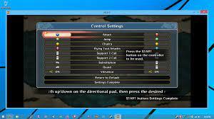 Naruto Shippuden Storm 3 Full Burst: Hướng dẫn config keyboard để chơi!!!