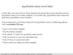Psychiatrist Job Description Psychiatry Cover Letter Psychiatrist