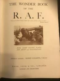 the wonder book of the raf published during the 2nd world war 1942