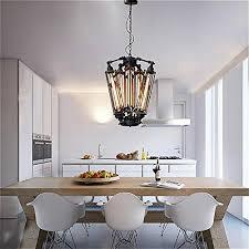 industrial loft lighting. SUSUO-Lighting-Black-Industrial-LOFT-Steampunk-Steel-Ceiling- Industrial Loft Lighting