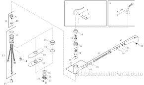 kohler kitchen faucet parts. Kohler Kitchen Faucet Parts N