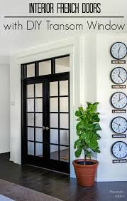 door with transom interior french door with diy transom window sliding glass door with transom