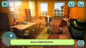 dream house craft design block building games android apps on