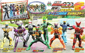 Henshinhero | Kamen Rider News, Movies, and Toys: Kamen Rider OOO ...
