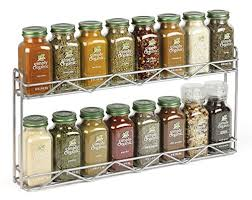Organic Spice Rack Enchanting Amazon Simply Organic Filled Spice Rack 3232 Pound Grocery