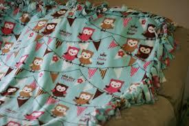 How to Make Tie Fleece Blankets: 29 Tutorials   Guide Patterns & Tied Fringe Fleece Blanket Adamdwight.com