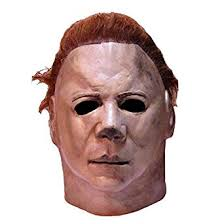 Superior Amazon.com: Trick Or Treat Studios Halloween II Michael Myers Mask, One  Size: Clothing