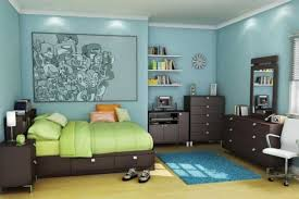 boys bedroom furniture black. Awesome Pictures Of Kid Bedroom Decoration Design Ideas : Charming Blue Boy Using Boys Furniture Black A