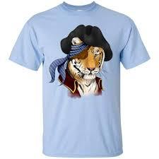 Pirate Zeus Tiger G200 Gildan Ultra Cotton T Shirt Catrescue